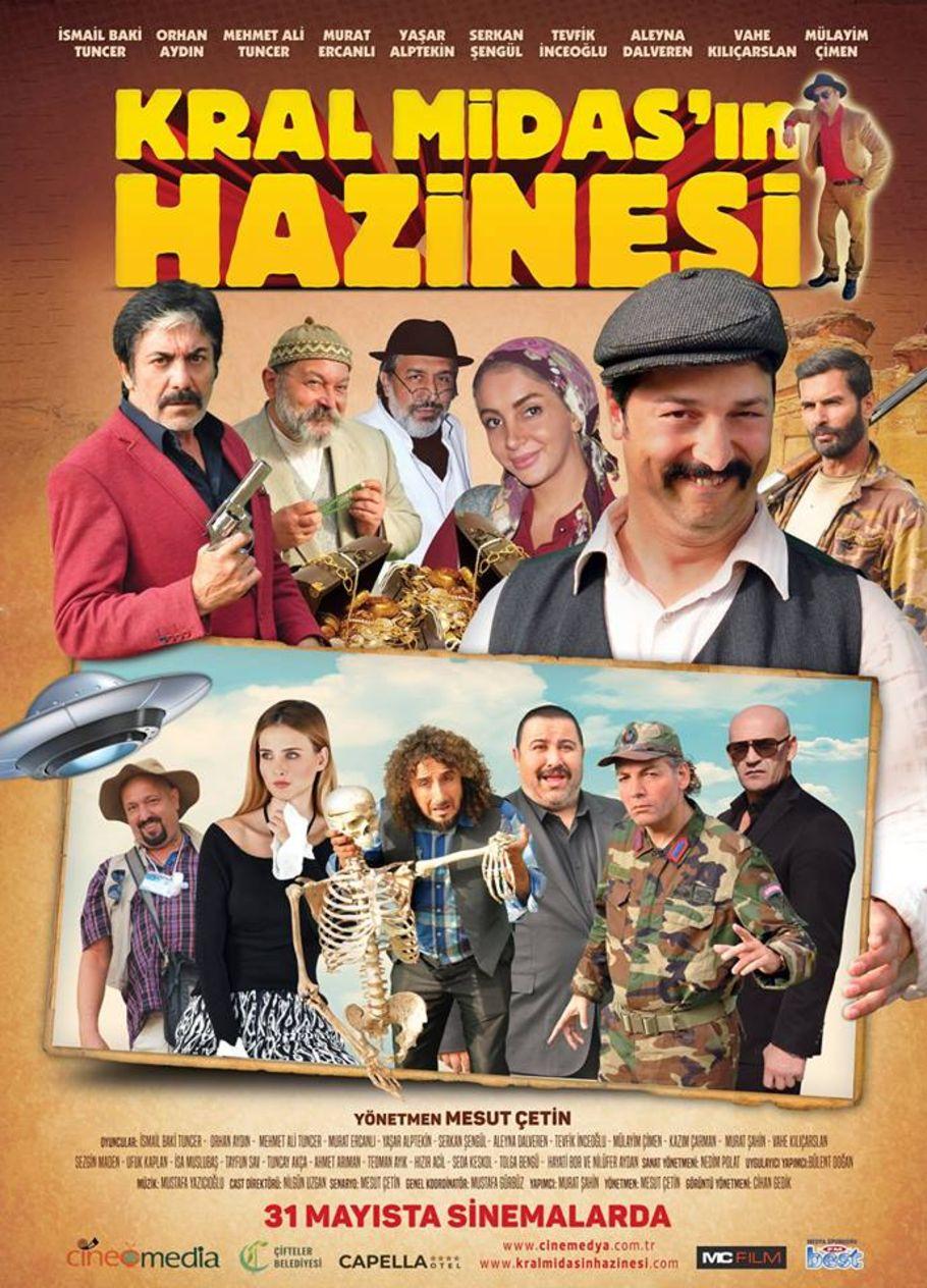 Kral Midas'ın Hazinesi Komedi Filmi Teaser